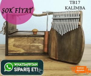 Kalimba Satın Al